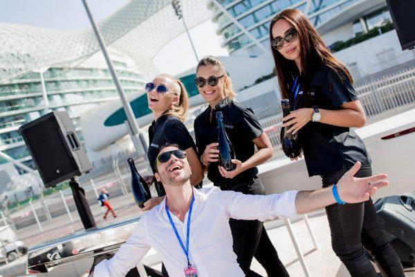 ABU DHABI F1 GRAND PRIX 2021